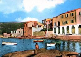 Corse Algajola Barques - Francia