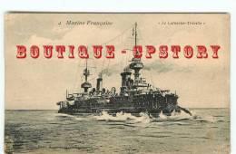 """NAVIRE De GUERRE """" LE LATOUCHE TREVILLE """" - Bateau Croiseur Cuirassé Destroyer - Marine Militaire - Dos Scanné - Warships"""
