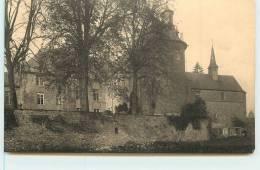 ECAUSSINES  -  Vieux Chateau D´Ecaussines-Lalaing. - Ecaussinnes