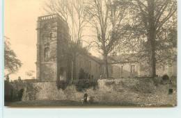 ECAUSSINES  -  Vieux Chateau D´Ecaussines-Lalaing,vue Partielle Est Vers Le Sud. - Ecaussinnes