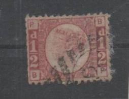 Grande-Bretagne YT49 Pl8 1870 - 1840-1901 (Victoria)