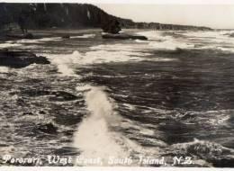 Pororari, West Coast, South Island New Zealand - Vintage View Card 8.5 X 7 Cm, Unused - New Zealand