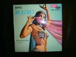45  T   RAVEL  BOLERO - Oper & Operette