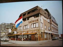 EGMOND AAN ZEE - Niet Verzonden - Hotel Bellevue - +/- 1965 - Lot VO 5 - Egmond Aan Zee