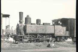 Train  --- Saint -just - En - Chaussee, 031 T N° 2 ---- 1954 - Eisenbahnen