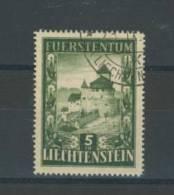 LIECHTENSTEIN      -            N°  272 - Liechtenstein