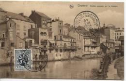 TP 279 S/CP De Charleroi C.exposition Philatélique De Charleroi Du 21.8.1930  AP256 - Belgien