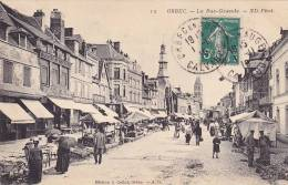 CPA  - 76 - ORBEC - La Grande Rue - 12 - France