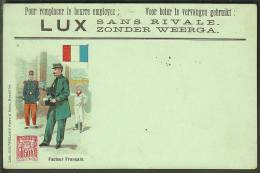 """""""Facteur Francais"""",  A Postman Of The World (number 2)  """"France"""",  Postally Used  1904. - Postal Services"""