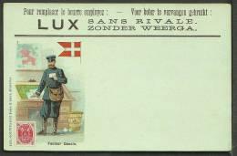"""Facteur Danois"",  A Postman Of The World (number 7)  ""Denmark"",  C1907. - Postal Services"