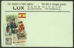 """Facteur Espagnol"",  A Postman Of The World (number 5)  ""Spain"",  C1907. - Postal Services"