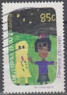 Christmas Island 1999 Michel 464 O Cote (2005) 1.00 Euro Dessins D´enfants - Christmas Island