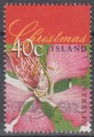 Christmas Island 1998 Michel 457 O Cote (2005) 0.60 Euro Bauhinia - Christmas Island