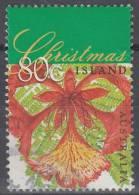 Christmas Island 1998 Michel 458 O Cote (2005) 1.00 Euro Flamboyant Cachet Rond - Christmas Island