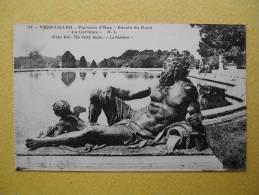 VERSAILLES. Le Palais. Le Parterre D'Eau. La Garonne. - Versailles (Schloß)