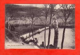 Uzel N° 4245barrage De Bosméléac   (édition : A Waron  ,  écrite  ) - France