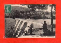 Uzel N° 4136 Barrage De Bosméléac   (édition : !!!  ,  écrite De 1914  ) - France