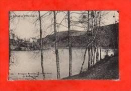Uzel N° 984  Barrage De Bosméléac   (édition : A Waron  , Non  écrite  ) - France