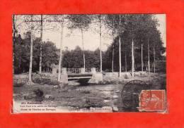 Uzel N° 983  Barrage De Bosméléac   (édition : A Waron  , écrite De 1908 ) - France