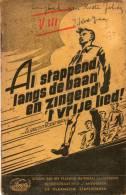 Livre Propagande Chants  Ww 2  Vlaanderen  1942 - Documents