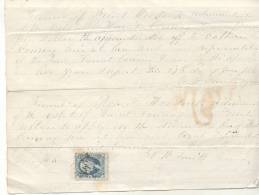 DOCUMENT DOCUMENTO UNITED STATES OF AMERICA 1866 ORIGINAL - Verenigde Staten