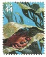 """Entier Postal De 2009 Sur Carte Postale Avec  Timbre Et Illust. """"Kelp Forest """" - Format 127 X 178 Mm - Entiers Postaux"""