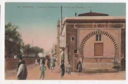 TUNISIE - BIZERTE - Vieille Fontaine Et Place De France - Túnez