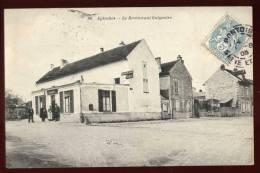 Cpa Du 95  Epluches  Le Restaurant Guignaire   SAB13 - France