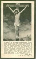 Doodsprentje (4266)  Kozen Cosen - Melveren - Sint Truiden - REYNDERS / VAN DORMAEL 1879 - 1933 - Images Religieuses