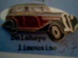 Delahaye Limousine - Otros