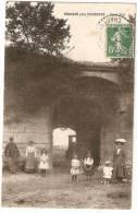Brouage Près De Marennes Porte Sud - France