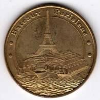 MDP : Bateaux Parisiens 2009 : + Tour Eiffel - Monnaie De Paris
