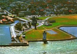 00621 Blick Auf Die Alte Liebe Und Den Radarturm In CUXHAVEN - Cuxhaven