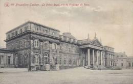 Belgium Brussels Laeken Le Palais Royal pris de l'interieur du P
