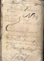 CAUSA  POR HOMICIDIO SEGUIDA CONTRA EL REO SANTIAGO FRANCISCO LABORDA CONTRA EL SOLDADO JUAN GUALBERTO CABRERA  AÑO 1837 - Historische Dokumente