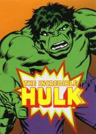 "Entier Postal Des USA Sur Carte Postale Avec Timbre Et Illustration ""The Incredible Hulk"" - Postal Stationery"