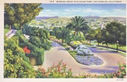 LOS ANGELES  ELYSIAN  PARK  1930´s  MINT - Los Angeles