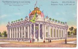 SAN  FRANCISCO, HIBERNIA SAVINGS And LOAN  Used1909 - San Francisco