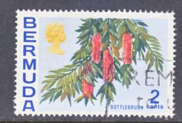 Bermuda 256  (o)  1970 Issue  FLOWERS - Bermuda