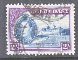 Gold Coast  125  (o) - Gold Coast (...-1957)
