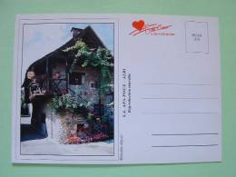 France 2012 Postcard Used  - Quercy Traditional House - France