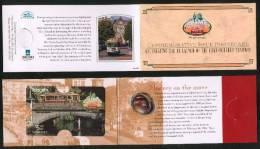 New Zealand - 1995 Christcurch Tramway - $5 Tram - NZ-A-82 - Mint In Folder - Neuseeland