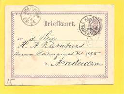 PAYS BAS NEDERLAND Entiers Postaux Lot N° 216 - Postal Stationery