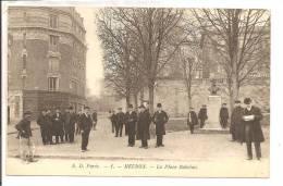 92  -   MEUDON  -  La Place Rabelais -  Belle Animation - Meudon
