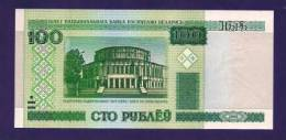 BELARUS 2000, Banknote, UNC. 100 Ruble - Wit-Rusland