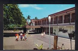 RB 910 - Fiji Postcard - Travelodge Hotel - Suva City - Fiji
