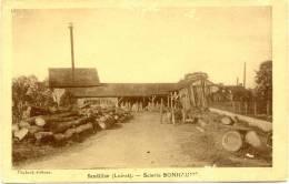 SANDILLON : Scierie Bonhaume - France