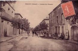 Département 34: ROUJAN - Avenue De Pézenas - Other Municipalities