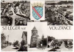 St-Léger-sur-Vouzance - Multivues - France