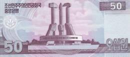 KOREA P. 60 50 W 2002 UNC - Korea, Noord